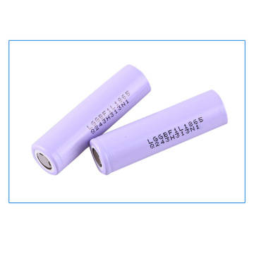Cellule de batterie Li-Ion 18650 3.7V 3350mAh 12.395Wh