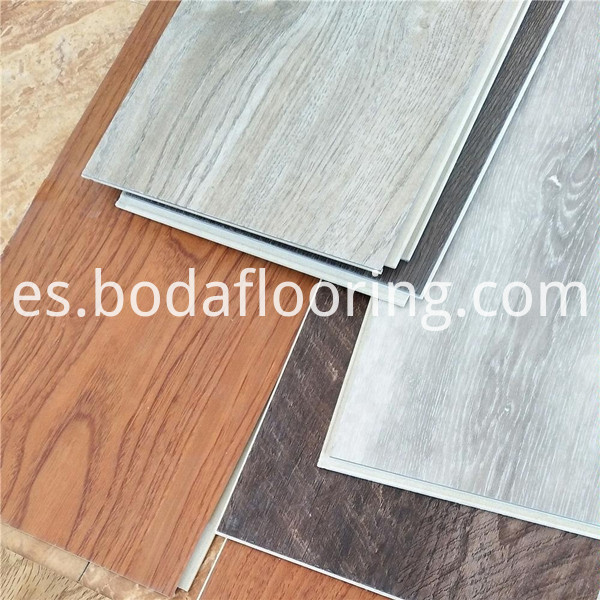 Rigid core spc plank flooring