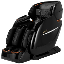 New Arrival Factory Price 4D Massage Heating Vibrator Shiatsu Kneading Electric Full Body Massage Chair