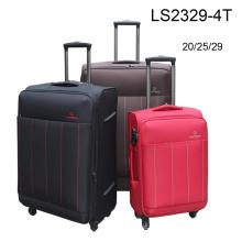 Bolso grande especial de la carretilla de la cabina de Oxford de la calidad estupenda, cajas suaves del equipaje