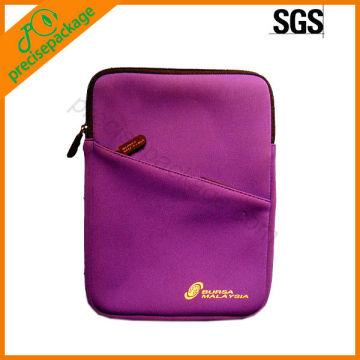 Anti-resistance laptop sack with customized logo printing