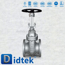 Didtek Reliable Quality 200 wog brass gate valve