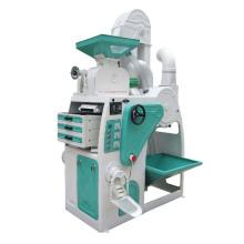 máquina de molino de arroz de arroz con alto rendimiento y fácil de operar
