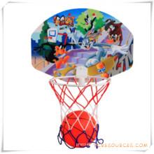 Chirdren Mini tablero de baloncesto de plástico para regalos promocionales (OS48007)