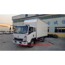 Camion-congélateur commercial léger 10T