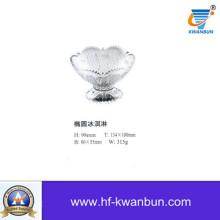Ice Cream Bowl Glass Bowl Produto de Vidro de Vidro Kb-Hn01208