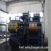 EPS/Rock Wool Composite Sheet Roll Forming Machine