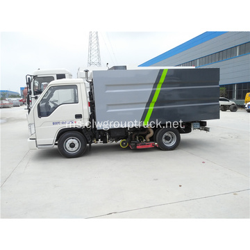 Multi Function Road Washing Sweeper Vacuum Cleaner Truck