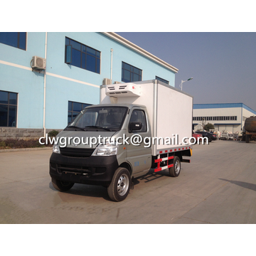Changan Small Refrigerated Van Truck