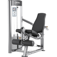 Équipement commercial de gym de fitness de Dezhou / 2015 Nouveau produit Leg Curl / Extension