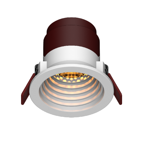 Down Innovative 7W LED Downlight
