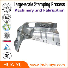 Small Order Customized Motorcycle Part Precision Punching Process