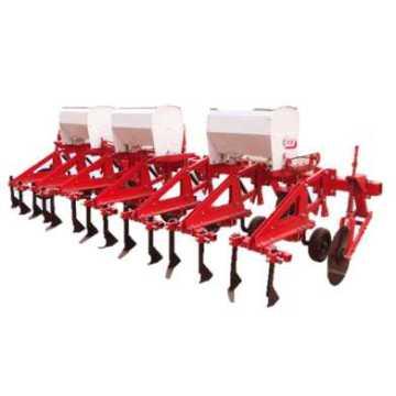 Cultivador y fertilizante para la agricultura.