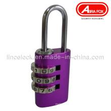 Aluminium Alloy Colour Combination Padlock (530-203)