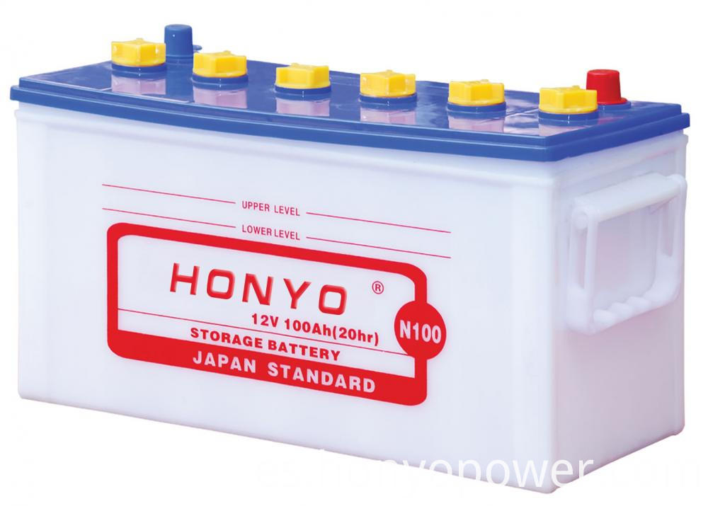 Japanese Standard Lead-acid Car Batteries