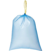 Bolsas de plástico biodegradables con cordón