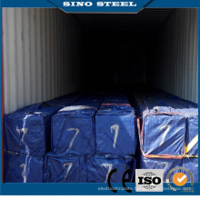 Q195 Hollow Section Galvanized Steel Pipe