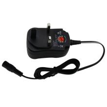 UK Plug Adjustable Universal Charger