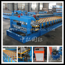 High Quality Glazed Tile Roll Forming Machine