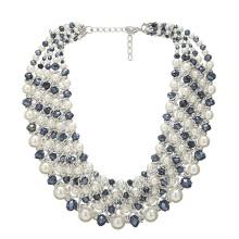 Neue Designed Fashion Süßwasser Perle Halskette