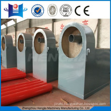 Direct fired wood stove for dryer machine