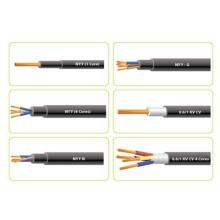 LOW VOLTAGE POWER CABLES 0.6/1 kV, NYY (Cu / PVC / PVC) VV CAABLE