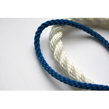 Dark blue cotton twisted cord factory price