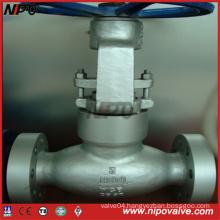 Cast Steel Pressure Sealing Flanged Globe Valve