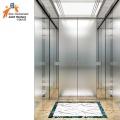 Elevador de pasajeros residencial de diseño hermoso estable y seguro