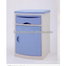 ABS engineering plastic hospital bedside cabinet D-17