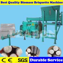 Briquille de granulés de sciure de scie à la biomasse