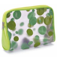 Multipurpose Waterproof Floral PVC Cosmetic Makeup Storage Traveling Bath Bag