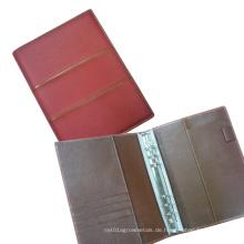 A5-Portfolio, Metall Ring Binder, Dateiordner, Tagebuch Cover