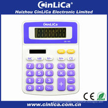 2015 China using scientific calculator school stationery with solar cell DS-180