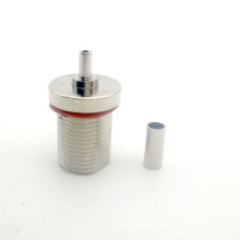 High Quality FME Coaxial Connector For RG174 Cable