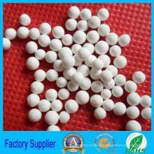 Fabriklieferant weißes aktiviertes Aluminiumoxid Adsorbens zu verkaufen
