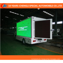 4X2 LED Truck, out-Door Mobile LED Advertising Truck, Display LED Truck for P10, P8, P6 Screen Effect