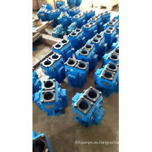 alta eficiencia YHCB bomba de engranajes de aceite bomba de camión de aceite bomba de engranajes de gran caudal para gasolina, diesel, queroseno, lubricantes mecánicos