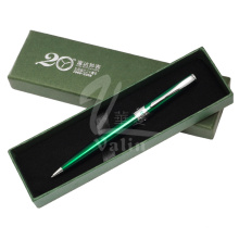 Promotional Metal Twist Open Ballpoint Pen with Gift Box