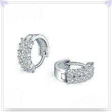 Joyería de moda joyería de moda 925 pendientes de plata de ley (se034)