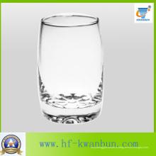 Coupe en forme d'oeuf chaud pour boire des verres en verre