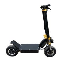Scooter elétrico de roda-gigante com pneu gordo