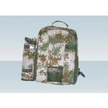 Saco de piquenique com quatro camuflagem militar