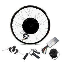 48v1000w high speed ebike rear wheel conversion kit with 30A controller,electric bicycle kits