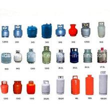 Wholesale 4.7L-120L Cooking LPG Gas Cylinder