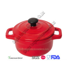 Promotional Red Mini Casserole Sets