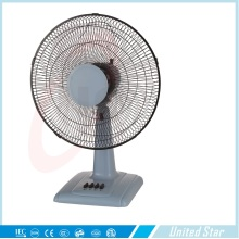 United Star 12′′electric Table Fan (USDF-656) with CE, RoHS