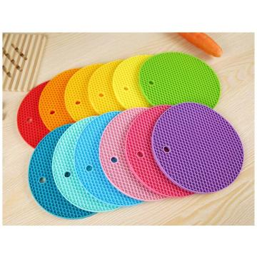 Natal Rush Silicone Candy Color Coaster