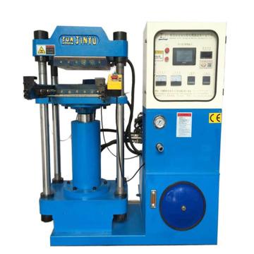 Machine de chauffage par vulcanisation de tapis de tasse à haute pression