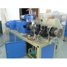 Extrusora de plástico de alta pressão de saída única